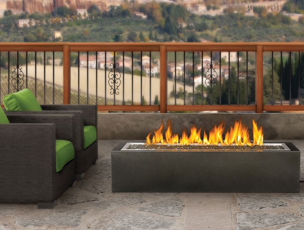 Patio Flame Tables & Fire Pits