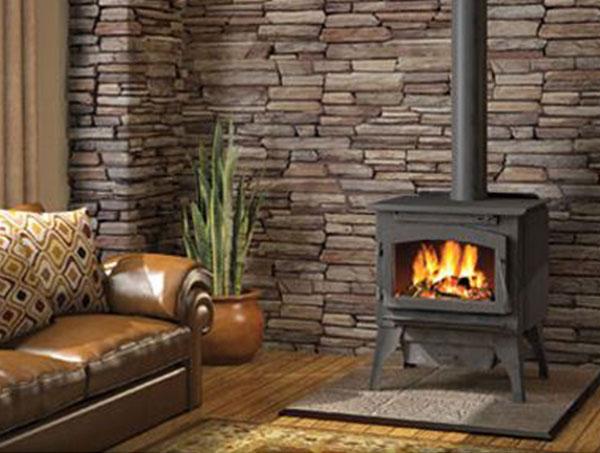 timberwolf wood stove