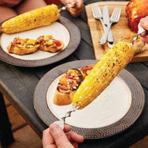 Appetizer serving set 70041